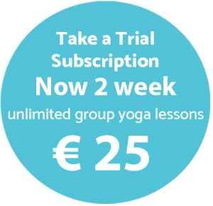 25 euro 2 week unlimited yoga